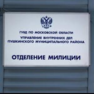 Отделения полиции Стойбы